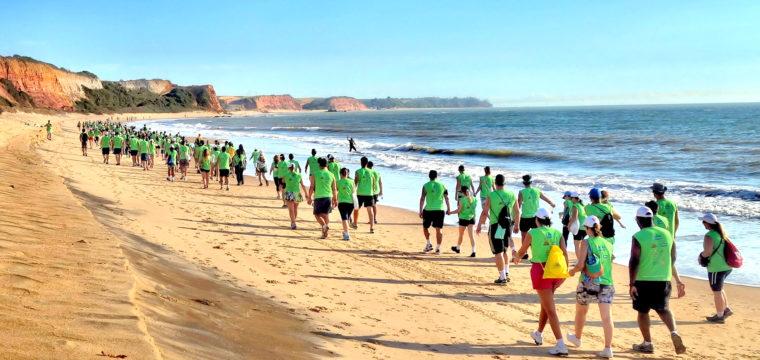 Vem aí a 15ª edição da Caminhada Litorânea de Marataízes