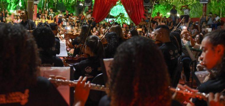 Mais de 150 mil pessoas prestigiaram eventos culturais da prefeitura em 2019