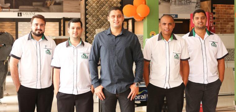 Comercial Kaxu comemora  cinco anos de mercado