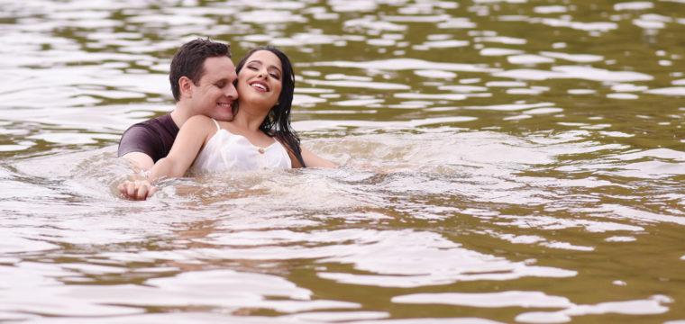 Pré-wedding de Aila Guimarães e André Mendes