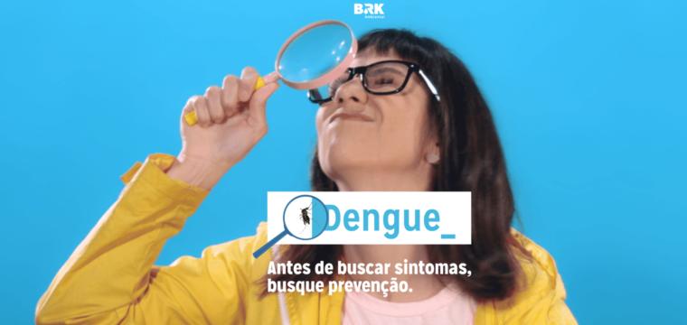 BRK Ambiental realiza campanha para ajudar Cachoeiro a combater o mosquito da dengue