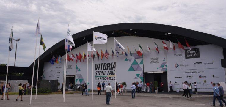 Vitoria Stone Fair recebe mais de 13 mil visitantes de 52 países