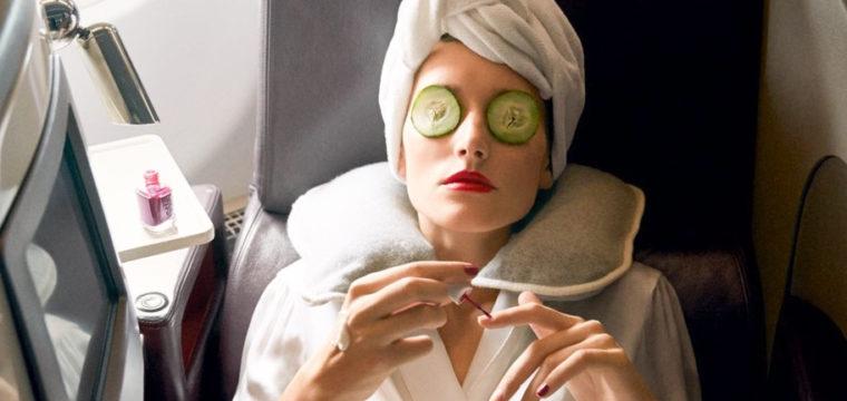 Os cuidados com a pele para quem  vai viajar