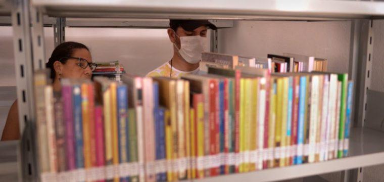 Biblioteca Pública Municipal arrecada livros para recompor acervo
