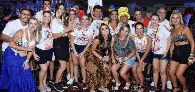Grito de carnaval  no Jaraguá: nota 10!