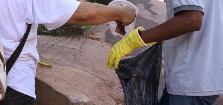 Descarte correto do lixo ajuda a combater coronavírus