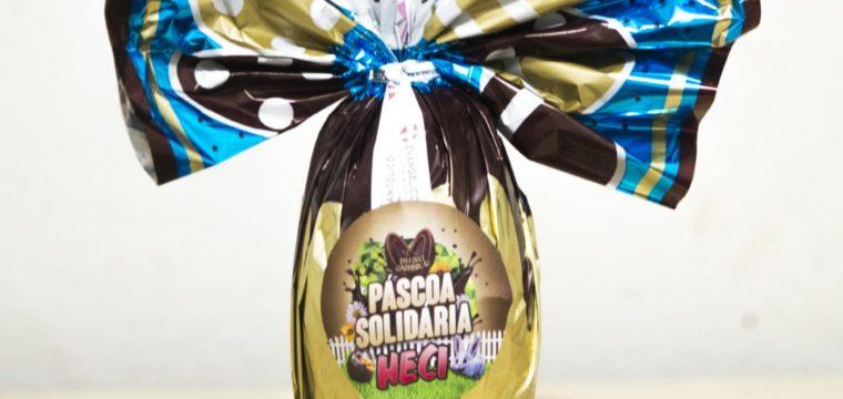 Fábrica de Chocolate da Páscoa Solidária começa a funcionar