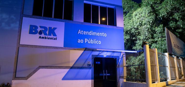 BRK orienta clientes a usarem canais digitais e 0800 da empresa para reduzir circulação na loja de Atendimento ao Público