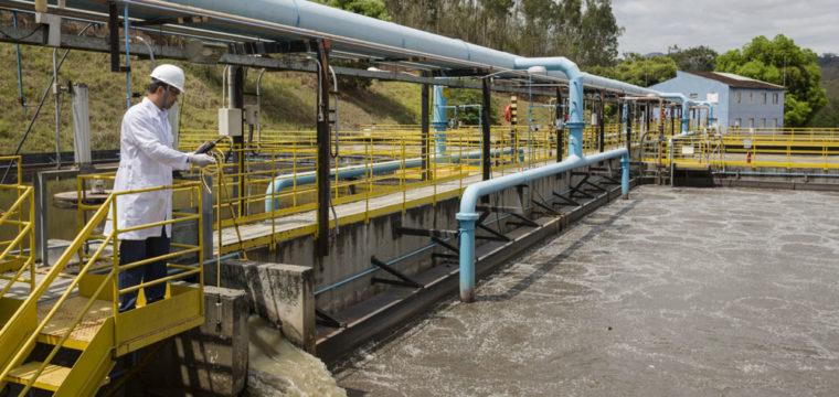 BRK mantém trabalhos para garantir abastecimento de água e serviços de esgoto