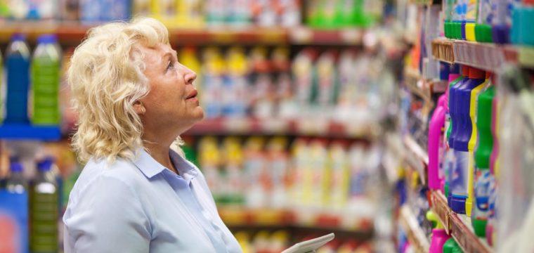Supermercados devem criar horário especial para atendimento a idosos