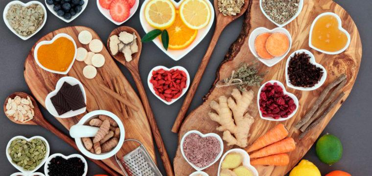 Dez alimentos que ajudam a aumentar a imunidade