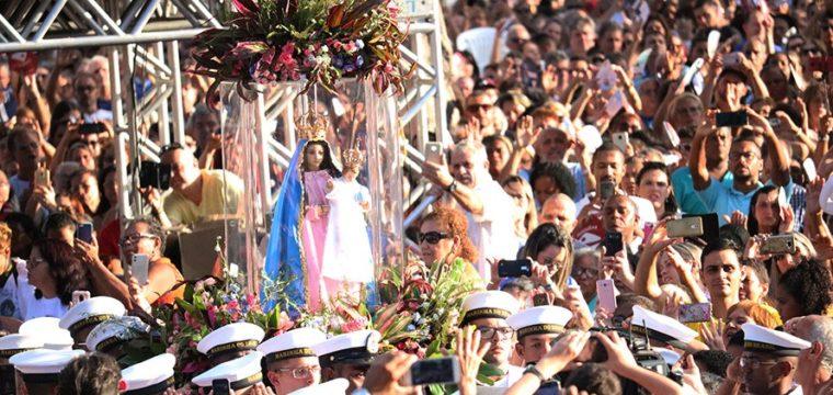 Divulgada programação da Festa de Nossa Senhora da Penha