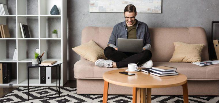 5 dicas de como manter a produtividade no home office