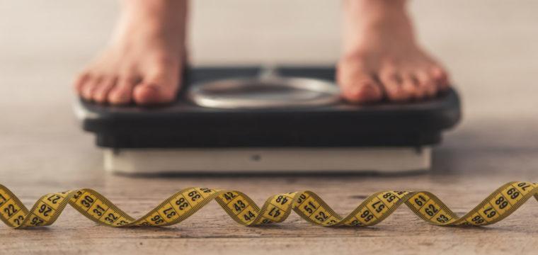 Perco medida, mas não perco peso