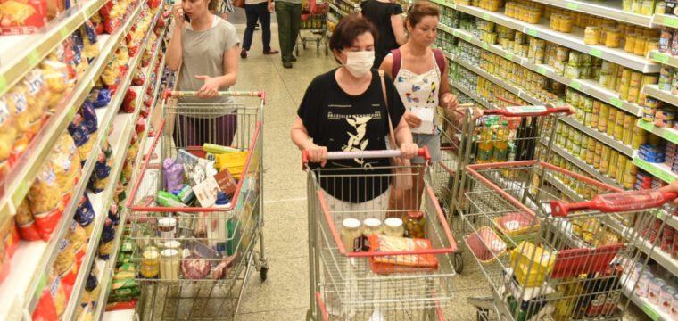 Coronavírus: como se comportar no supermercado em meio à pandemia