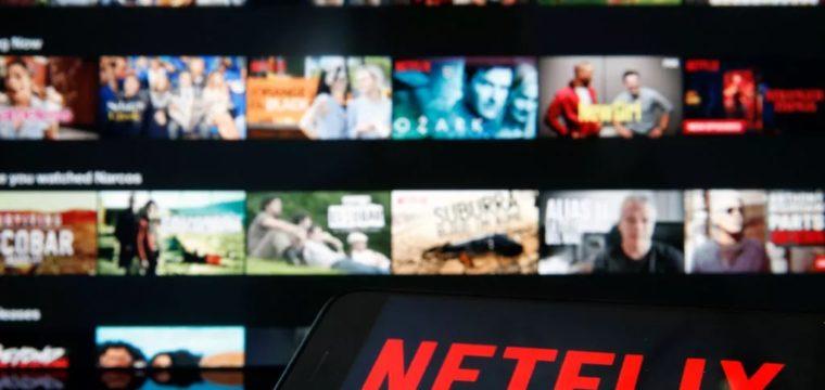 Ações da Netflix sobem durante pandemia e plataforma ultrapassa Disney
