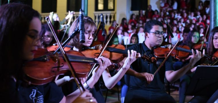 Orquestra Sinfônica Sul Espírito Santo abre série de concertos on-line