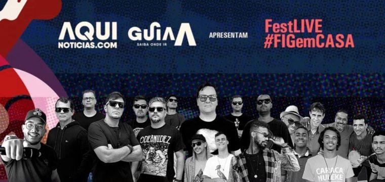 Festival de Inverno  de Guaçuí divulga programação do #FIGemCASA