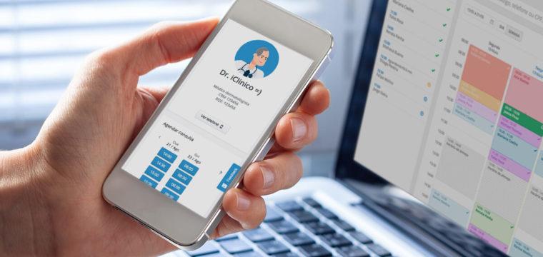 Unimed: Acesso a agendamento online de consultas e exames