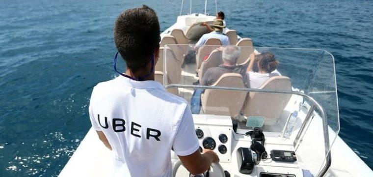 Uber anuncia serviço de viagens por barcos em Londres