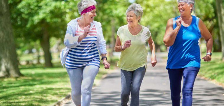 Melhores exercícios para a terceira idade (e dois treinos completos)