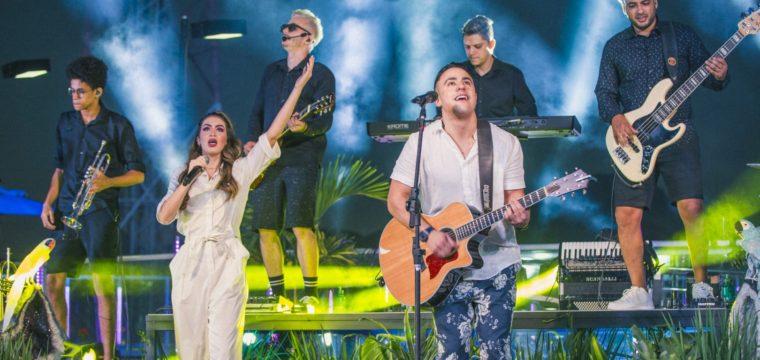 All Night eleva o nível  das lives shows: espetáculo  e solidariedade