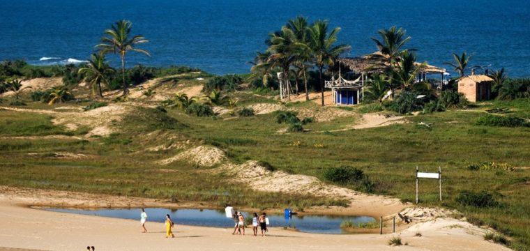 Parque Estadual de Itaúnas está fechado para visitação e turismo