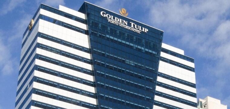 Golden Tulip Porto Vitória ganha selo internacional de saúde e segurança