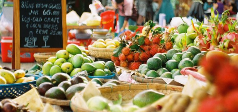Gilberto Machado terá feira de orgânicos e produtos de agroindústrias aos sábados