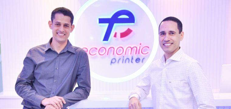Economic Printer  reinaugura loja de equipamentos de tecnologia