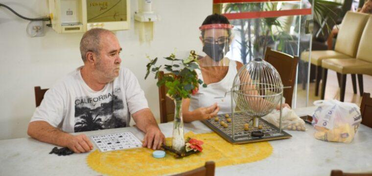 Vila Aconchego: um lar  de verdade para os idosos