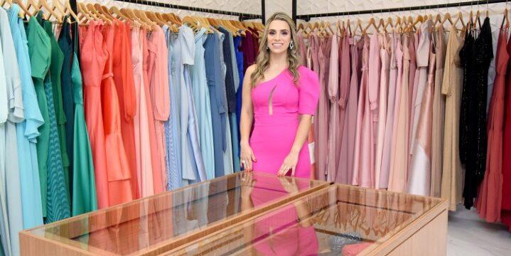 Ateliê Brunella Altoé  é o local para quem busca vestidos de festa