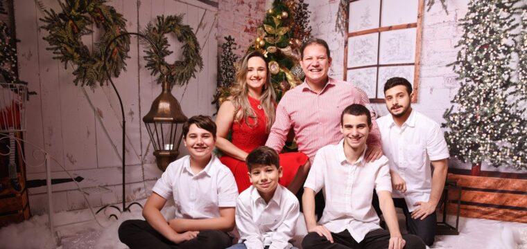 Os bacanérrimos Flavio Misse – Camila Misse e seus filhos