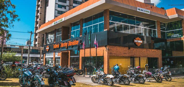 Harley-Davidson vai encerrar suas atividades em Vitória