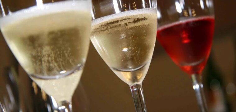 Diferenças entre Champagne, Prosecco e Cava