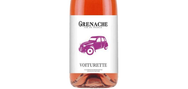 Voiturette Grenache 2019