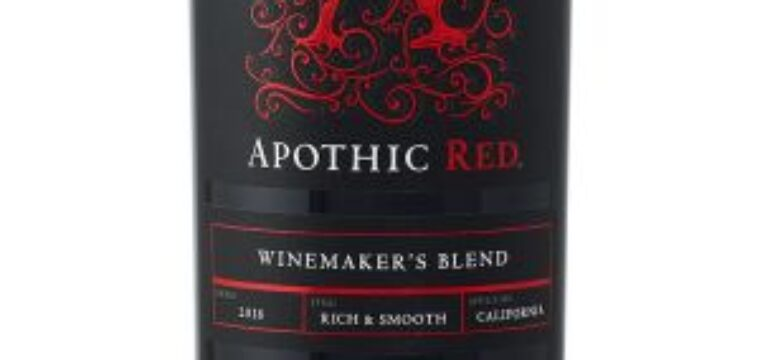 Apothic: um vinho inspirado nas antigas Apothecas