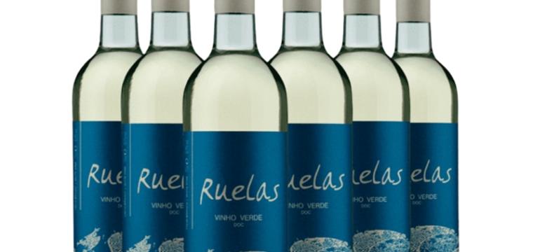 Ruelas D.O.C Vinho Verde