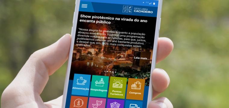 Prefeitura de Cachoeiro aposta em aplicativos para facilitar acesso a serviços e informações