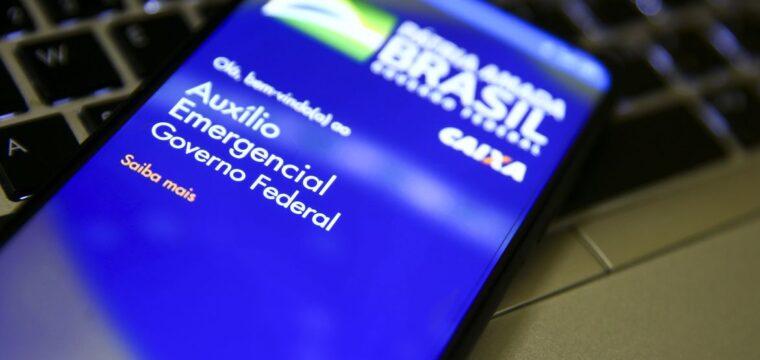 Pagamento do auxílio emergencial começará na terça, dia 6 de abril