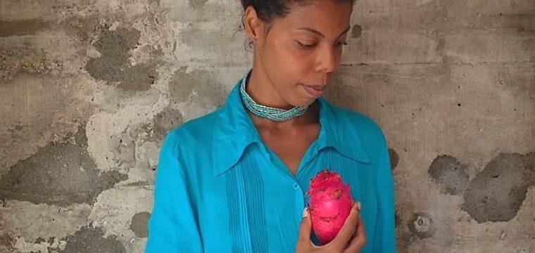 Livro sobre Rubiane Maia reúne obras dos dez primeiros anos de carreira