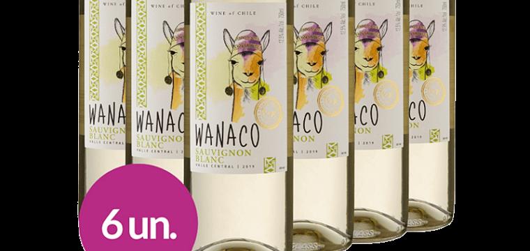 Wanaco Souvignon Blanc 2020