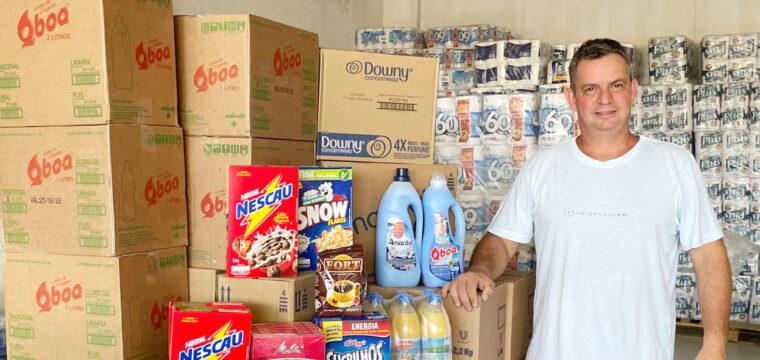 Em Cachoeiro, Saara Supermercado está sob nova direção