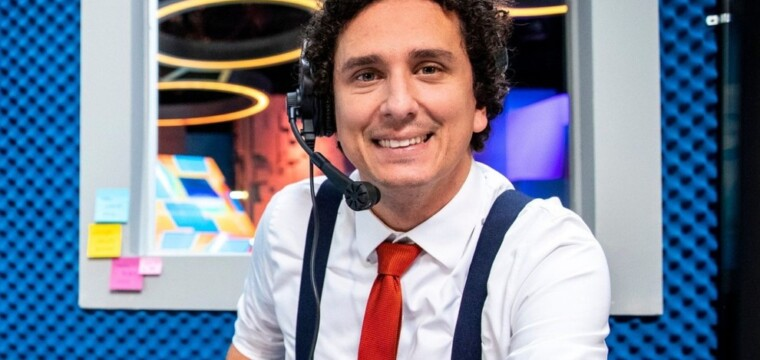 """Com Rafael Portugal, """"5x Comédia"""" está disponível na Amazon Prime Video"""