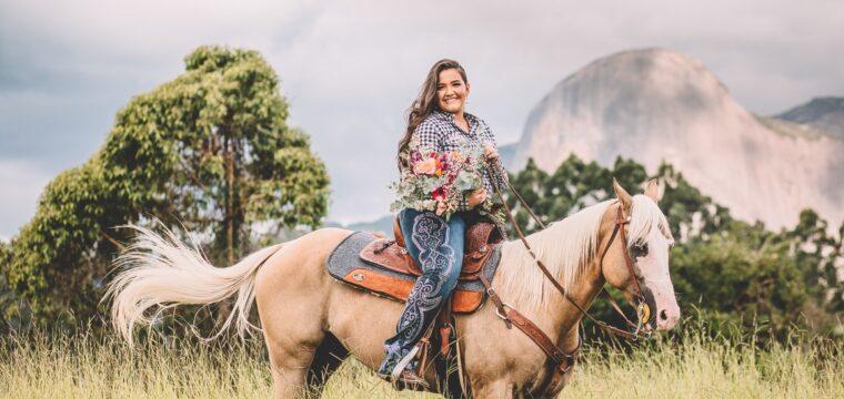 A bela Eduarda dos Santos Dutra