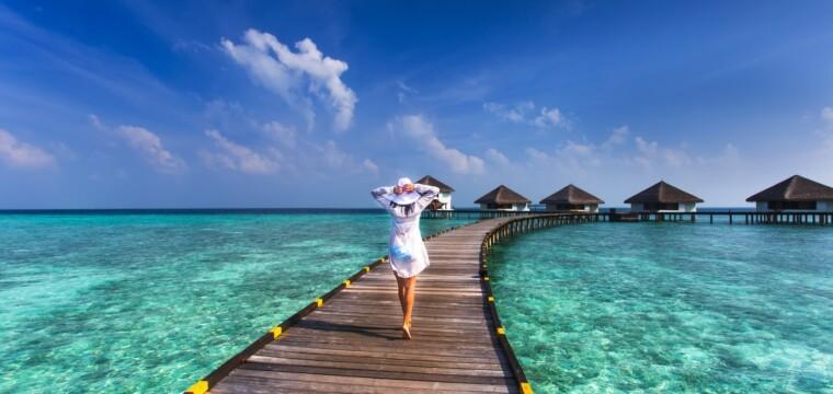 Próxima parada: Maldivas