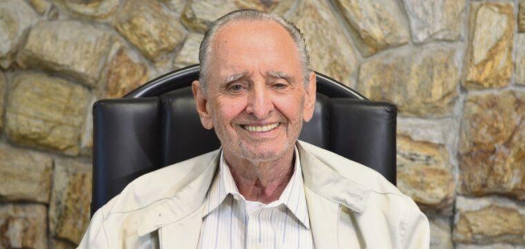 Presidente da Rede Gazeta, Cariê Lindenberg morre aos 85 anos