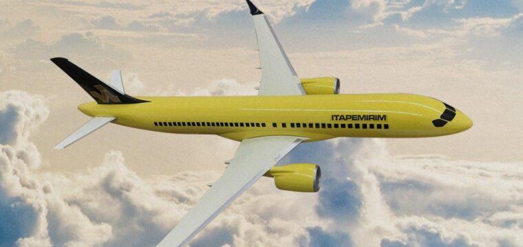 """""""Varig"""" da Itapemirim terminará hoje (15) testes para voar no Brasil"""