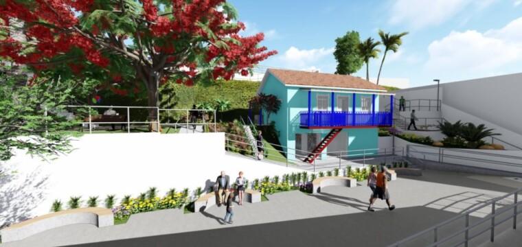 Casa de Cultura Roberto Carlos ganhará novos espaços e atrativos