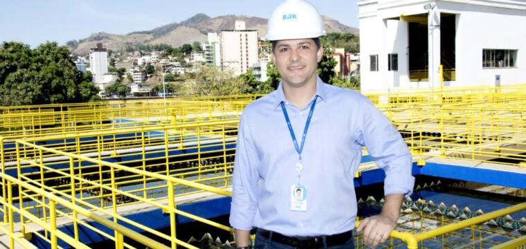 BRK Ambiental conquista certificação inédita